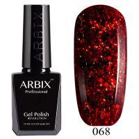Гель-лак Arbix №068 Феникс 10мл.