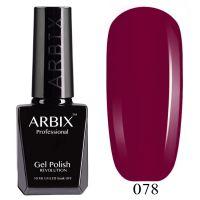 Гель-лак Arbix №078 Бачата 10мл.
