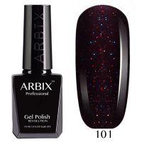 Гель-лак Arbix №101 Ночная Валенсия 10мл.
