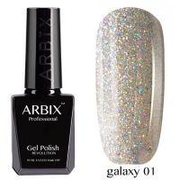 Гель-лак Arbix GALAXY №001 10мл.