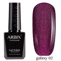 Гель-лак Arbix GALAXY №002 10мл.