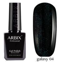 Гель-лак Arbix GALAXY №004 10мл.