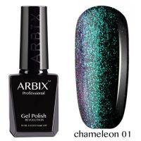 Гель-лак Arbix CHAMELEON №001 10мл.