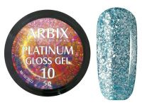 Гель-лак Arbix Platinum Gloss Gel 10, 5гр.