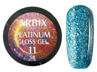 Гель-лак Arbix Platinum Gloss Gel 11, 5гр.