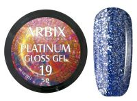 Гель-лак Arbix Platinum Gloss Gel 19, 5гр.