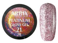 Гель-лак Arbix Platinum Gloss Gel 21, 5гр.