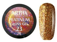 Гель-лак Arbix Platinum Gloss Gel 23, 5гр.