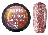 Гель-лак Arbix Platinum Gloss Gel 25, 5гр.