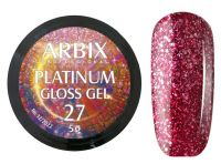 Гель-лак Arbix Platinum Gloss Gel 27, 5гр.