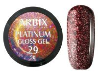 Гель-лак Arbix Platinum Gloss Gel 29, 5гр.