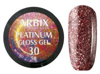 Гель-лак Arbix Platinum Gloss Gel 30, 5гр.