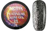 Гель-лак Arbix Platinum Gloss Gel 31, 5гр.