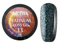 Гель-лак Arbix Platinum Gloss Gel 33, 5гр.