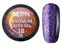 Гель-лак Arbix Platinum Gloss Gel 38, 5гр.