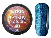 Гель-лак Arbix Platinum Gloss Gel 40, 5гр.