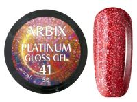 Гель-лак Arbix Platinum Gloss Gel 41, 5гр.