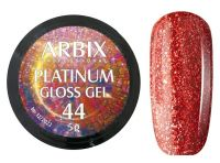 Гель-лак Arbix Platinum Gloss Gel 44, 5гр.