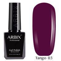 Гель-лак Arbix TANGO Мистерия №003 10мл.