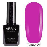 Гель-лак Arbix TANGO Искушение №006 10мл.