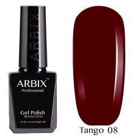Гель-лак Arbix TANGO Загадочная Незнакомка №008 10мл.