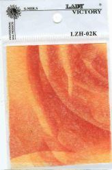 LZH-02К Ткань для украшения ногтей