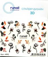 3D Слайдер-дизайн #4992 Runail Professional