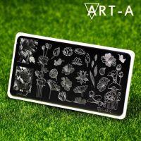 Пластина для стемпинга Art-A #310