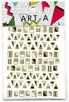 3D наклейка #269 золото ART-A