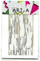 5D наклейка LINE FL3017  ART-A