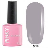 №046 Гель-лак PINKY Classic Шарм 10мл. (серо-фиолетовый)