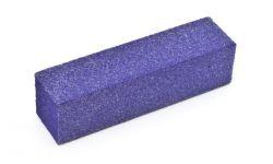 Блок для шлифовки ногтей  фиолетовый