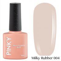 Каучуковая молочная база PINKY Milky Rubber Base 004 10мл. (молочно-розовая)