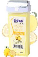 Воск для депиляции Lidan Лимон в картридже 100 мл