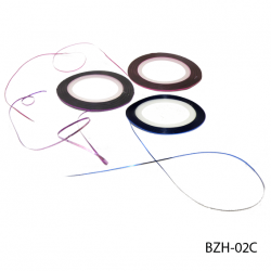 BZH-02C Цветная декоративная лента