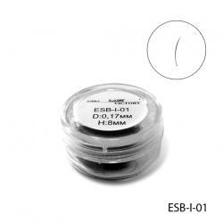 ESB-I-01 Высококачественные ресницы в банке