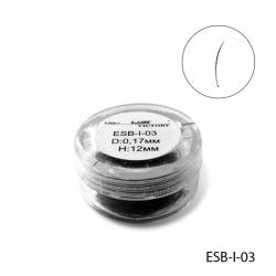 ESB-I-03 Высококачественные ресницы в банке