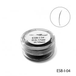 ESB-I-04 Высококачественные ресницы в банке