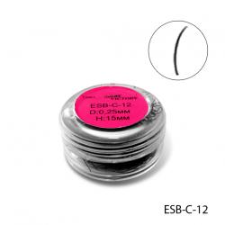 ESB-C-12 Ресницы в банке