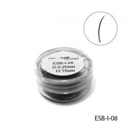 ESB-I-08 Высококачественные ресницы в банке