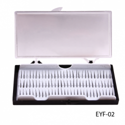 EYF-02C Ресницы норковые одинарные