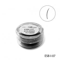 ESB-I-07 Высококачественные ресницы в банке