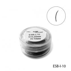 ESB-I-10 Высококачественные ресницы в банке