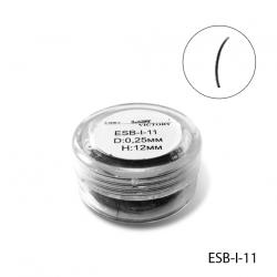 ESB-I-11 Высококачественные ресницы в банке
