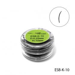ESB-K-10 Качественные ресницы в банке