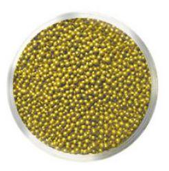 Бульонки № 309 TINY SEVERINA (желтые, непрозрачные)