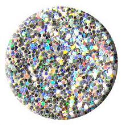 № 002  3D Glitters SEVERINA