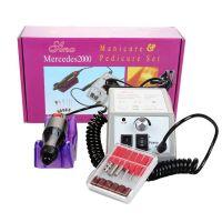 Машинка для маникюра и педикюра Jina2000 (20 тыс.об/мин) (цвета в ассортименте)