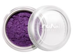 Дизайн для ногтей: пигмент (фиолетовый)