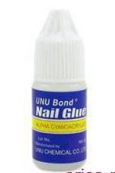 Клей для типсов NAIL GLUE 3 гр. (Корея)